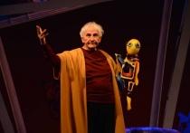 Ведущий мастер Коласовского театра Тадеуш Кокштыс празднует 85-летие