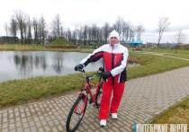 На велосипеде от Сенно до Витебска – такой маршрут может преодолеть Владимир Станкевич в свои 74 года