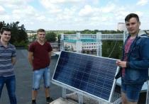 Солнечная электростанция на крыше вуза и датчики движения. Как в ПГУ науку внедряют в практику