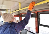 В связи с коронавирусом на БЖД и в общественном транспорте Витебской области усилены меры дезинфекции