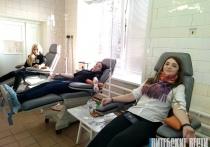 Медики Полоцка показывают пример безвозмездного донорства