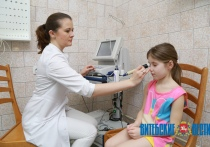Ухудшение зрения стоит на первом месте среди нарушений у школьников