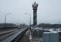 Мост в Новополоцке перекрыт для автобусов и большегрузов в связи с ремонтом
