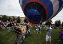 Фестиваль аэростатов пройдет в Орше в рамках дня города