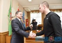 В Витебске вручили ключи от 22 социальных квартир в новостройке