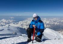 Многодетной маме из Витебска по силам даже самая высокая вершина Европы – гора Эльбрус