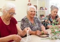 Отделение дневного пребывания для пожилых людей открыли Витебском районе