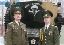 Когда служба в армии – дело семейное. Витебская династия военнослужащих служит Родине на протяжении трех поколений