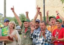 В Бешенковичах прошел областной чемпионат «Лесоруб – 2017» (+ФОТО)
