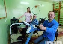 В Полоцке открылся кабинет социально-бытовой реабилитации