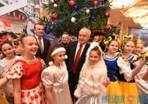 Главный новогодний благотворительный праздник области собрал около тысячи детей (+ФОТО)