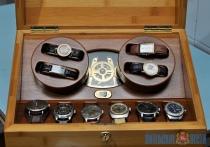 Часы-перевертыши в честь родного города делает часовщик в Витебске