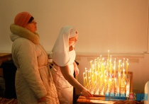 Митрополит Павел провел Божественную Литургию в Свято-Успенском кафедральном соборе в Витебске
