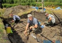 Пад Бешанковічамі знайшлі вырабы першабытнага чалавека