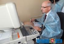 Современный аппарат УЗИ передал Оршанскому роддому немецкий Фонд «Детям Чернобыля»