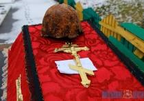 На перезахоронение останков красноармейцев в Витебском районе приехал внук одного из погибших