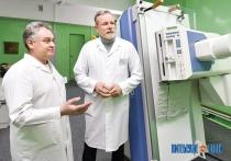 В Сенно после капитального ремонта открылась поликлиника центральной районной больницы