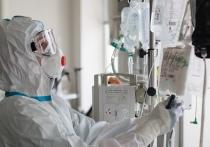 Около 30% общего коечного фонда Витебской области перепрофилировано для оказания помощи пациентам с COVID-19