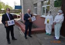 Как жители Полоцкого района поддерживают медиков в борьбе с коронавирусом