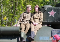 Празднование Дня Победы в Витебске начнется уже 6 мая (+ПРОГРАММА)