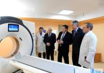 Технологии служат людям: в Полоцкой центральной городской больнице начал работу новый компьютерный томограф