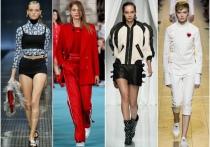 Модные тенденции на весну-лето-2017: антифэшн и одежда из 80-х
