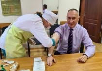 Около 20 тысяч жителей Полоцкого района уже привились против гриппа
