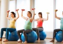 Зал лечебной физкультуры для беременных открыли в новополоцком роддоме