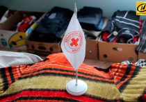 В Витебске Красный Крест объявил о сборе теплых вещей для нуждающихся