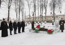 Обновленный народный музей боевой славы открыли в Городке