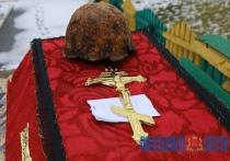 В Лепельском районе установлены имена советских десантников, захороненных в братской могиле