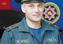 Начальник витебской ПАСЧ Дмитрий Шалухин: «Легких пожаров не бывает и каждый из них не похож на предыдущий»