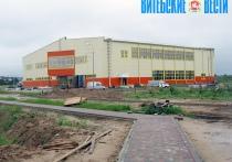 Строительство физкультурно-оздоровительного комплекса в Ушачах подходит к завершению