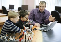 Основам робототехники учат детей с 6 лет в Новополоцке