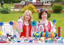 Открытие памятников, реконструкция боя и праздник молодежи. Витебск масштабно отметил свое 1043-летие (+ФОТО)
