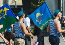 «Штурм» здания и цветы от крылатой пехоты. Как в Витебске отметят День ВДВ?