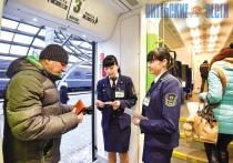 Единый день пассажира проведут на железнодорожных вокзалах Витебска и Орши