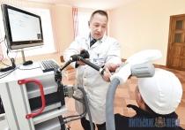 Метод транскраниальной магнитной стимуляции внедрили витебские медики для лечения психиатрических и неврологических заболеваний