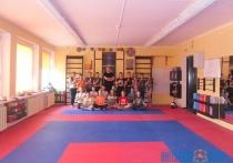 Детей обучили основам вьет во дао и ваджра-йоги в пришкольном лагере в Витебске