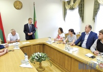Представители бизнеса Волгоградской области посетили предприятия Витебщины