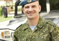 Гвардии лейтенант из Витебска Андрей Шкирьянов: «Чтобы стать настоящим десантником, нужно обладать незаурядной силой»
