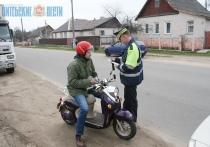 Мотосезон начинается на дорогах Витебщины. Как к этому готовятся госавтоинспекторы?