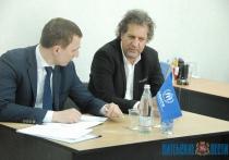 Жан-Ив Бушарди в Витебске: заявителей на статус беженцев стало меньше