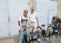 Сельские медики в Сенненском районе пересядут на электровелосипеды