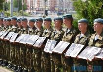 «Никто кроме нас». В Витебске отметили День десантников и сил специальных операций (+ФОТО, ВИДЕО)