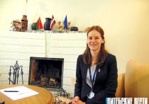 О визах, бизнесе и культурных связях рассказала глава Консульства Латвийской Республики в Витебске Синтия Паура