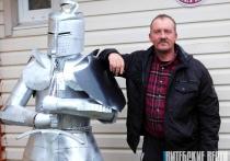 Браславский художник по металлу Валерий Милевич приобрёл известность благодаря «Дажынкам»