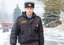 Новополоцкий милиционер признан лучшим участковым инспектором страны
