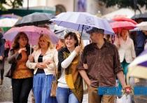Оранжевый уровень опасности из-за сильных дождей объявлен в Беларуси 5 сентября