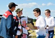 На Оршанщине чествовали первый в области молодежный экипаж-тысячник